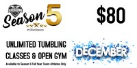 December 2020 Unlimited Tumbling